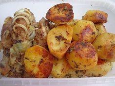 Фотография Baked Potato, Potato Salad, Potatoes, Baking, Vegetables, Ethnic Recipes, Food, Meat, Potato
