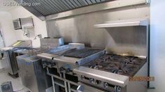 x Southwest Concession Trailer Catering Trailer, Food Trailer, Kitchen Grill, Kitchen Units, Food Crafts, Diy Food, Custom Smokers, Eat And Go, Pub Design