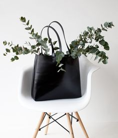 ❀❀❀ SPRING SALE ❀❀❀  Limited stock! --------------------------- Regular price $129  Black high quality genuine Italian leather . Bag is very roomy and