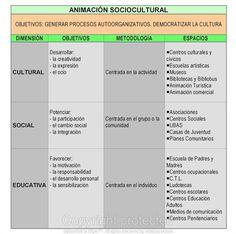 Animacion Sociocultural. Situacion, perspectivas