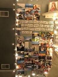 Do this on a spare door-photos with lights around it.