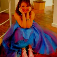 Prom prom prom. :) love my converse