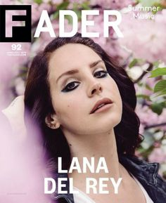"Fotos: Lana Del Rey para a revista ""Fader"" | PortalPOPline.com.br"