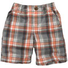 Plaid Cotton Shorts Plaid Shorts, Cotton Shorts, Patterned Shorts, Short Niña, Oshkosh Baby, Kids Pajamas, Baby Boy Outfits, Boys, Pants
