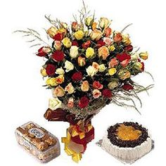 Send chocolates bouquets to online with secure online service at lowest price.