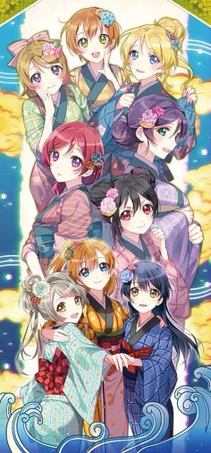 61 Best Love Live School Idol Images In 2018 Live Love