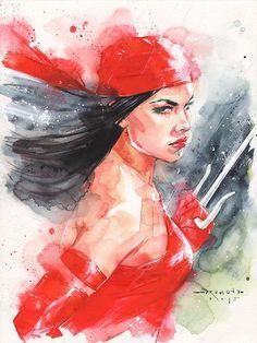 Elektra by Ricardo Drumond *