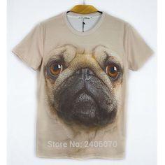 Teenager 3D T Shirt Animal Quality Tops Tee Short Sleeve T-shirt Fox Wolf Printed Hip Hop Camisetas Harajuku teens plus size