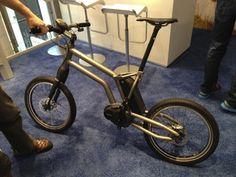 Bosch titanium 20 inch bicycle