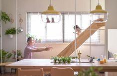 Modern Family Home Design Centered Around The Kids