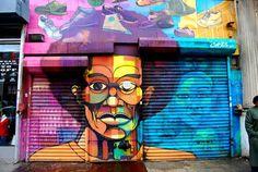 Cekis graffiti