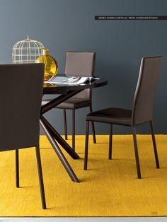 Sedia #Ice @Calligaris | Calligaris | Pinterest | Dining chairs ...