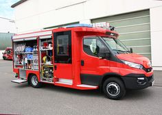 Van Racking Systems, American Ambulance, Fire Department, Fire Dept, Van Shelving, Rescue Vehicles, Utility Trailer, Fire Apparatus, Emergency Vehicles