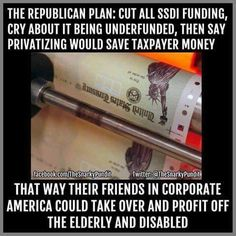 Social Security is not a handout.  It is money taken from salary over the course of the worker's life.
