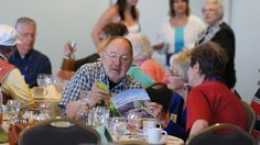 November 2012: Giving Thanks - Seniors Give by Teaching, Gain by Learning