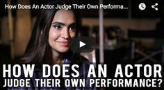 How Does An #Actor Judge Their Own Performance? by #TeriAndrez From the Upcoming #Film LIMELIGHT   #film #acting #actress #actresses #actingtips #casting #auditions #movies   #paulvandervort #actorslife