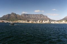 View of Table Mountain Capetown, SA Table Mountain, Cape Town, Luxury Travel, Grand Canyon, Africa, River, Beach, Places, Outdoor
