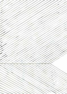 Silke Bonde – Leaf lines green