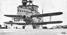 Fairey Albacore was expected to replace the older Swordfish. In the event the Swordfish remained in service longer.
