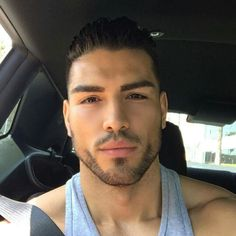 what are your thoughts on this picture? tag 3 friends that would like it. Beautiful Men Faces, Gorgeous Men, Hot Mexican Men, Eye Candy Men, Handsome Faces, Raining Men, Fine Men, Interesting Faces, Attractive Men