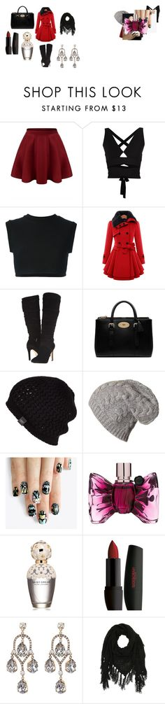 """""""Winter Fashion"""" by kdiz-pasley on Polyvore featuring Proenza Schouler, adidas Originals, GUESS, Mulberry, UGG Australia, alfa.K, Viktor & Rolf, Marc Jacobs, Erickson Beamon and Charlotte Russe"""