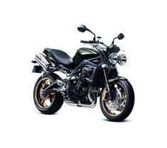 Triumph Speed Triple, i love the idea of a no BS naked bike