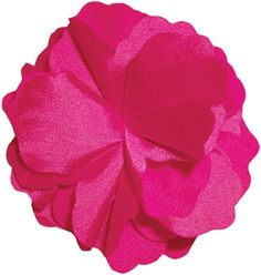 Fluerettes Basic Satin Flower Pink - Sewing Supplies and Notions Satin Flowers, About Hair, Hair Pins, Red Hair, Hot Pink, Hair Accessories, Hair Styles, Fabric, Crafts