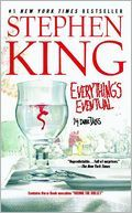 Everything's Eventual - Stephen King  One of my fave authors.