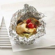 Zomers vispakketje van de barbecue Barbecue, Bbq Grill, Grilling, Cobb Bbq, Grilled Roast, Oatmeal, Picnic, Cheese, Breakfast