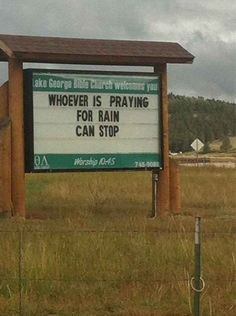 If only it was that easy. | 25 Church Signs That Are Too Clever For Their Own Good