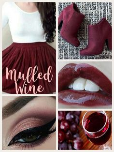 Mulled Wine LipSense: kiss proof, smudge proof, waterproof and life proof! To order click on the picture!