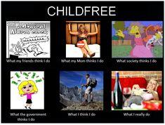 Childfree Meme by DelphineNQ on deviantART