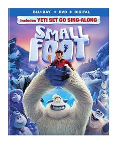 Get Yeti for fun when Smallfoot arrives onto Blu-ray Combo Pack, DVD Special Edition and Digital from Warner Bros. Home Entertainment. Kid Movies, Family Movies, Movies And Tv Shows, Movie Tv, Jimmy Tatro, Gina Rodriguez, Danny Devito, Audio, Blu Ray Movies