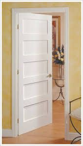 5 panel shaker interior door put on my doors  sc 1 st  Pinterest & 49 Best Masonite Interior Doors images | Masonite interior doors ...