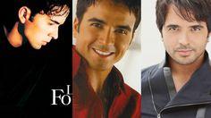 Trayectoria musical de Luis Fonsi a través de 15 carátulas de sus discos