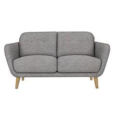 Buy House by John Lewis Arlo Small 2 Seater Sofa, Light Leg Online at johnlewis.com