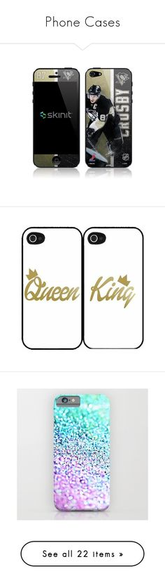 """""""Phone Cases"""" by emma-nordh-1 ❤ liked on Polyvore featuring accessories, tech accessories, hockey, pittsburgh penguins, phone, phone case, iphone & ipod cases, phone cases, black and phones"""