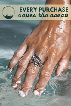 We have a million reasons why we love this octopus ring! Discover more minimalist and ocean-themed jewelries at atoleajewelry.com Free shipping worldwide!