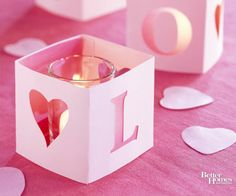 Decorate your computer desktop with this Valentine's Desktop Wallpaper from BHG