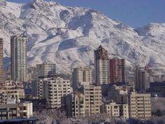 Tehran, my hometown