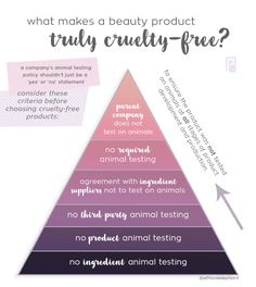 "What makes a product ""cruelty-free""? - All the layers to a cruelty-free product!"