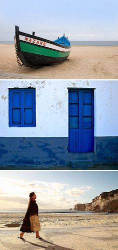 Nazare, Portugal. Read more about Portugal in our website: www.enjoyportugal.eu