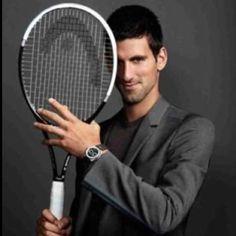 Love tennis players...