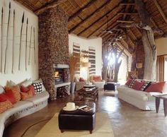 Makanyane Safari Lodge in Zuid Afrika