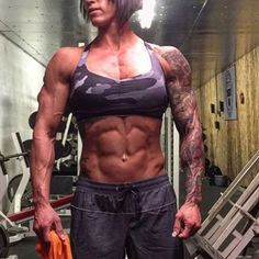 FEMALEMUSCLE TALK : Photo