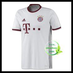 Fotballdrakter FC Bayern München Tredjedraktsett 2016-2017