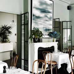 The idea was to make a tongue-in-cheek play on a typical Parisian bistro, and acknowledge Entrecôte's caretaker role of an iconic building long-treasured by the South Yarra neighbourhood. Occupying a High Victorian stand-alone terrace, the two-storey venue's perfect bone structure was a canvas ready to be realised with a new, spontaneous and bold joie de vivre. While retaining a classic French sophistication, we've taken an unorthodox and playful approach to colour, handsomely evidenced by…
