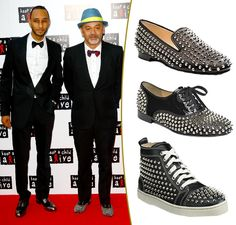Christian Louboutin men's High-Top Sneakers,cheap men's shoes outlet,Christian Louboutin mens  #spiked shoes,men's boots, #fashion #Sneakers, #style.at mypinitshop.com