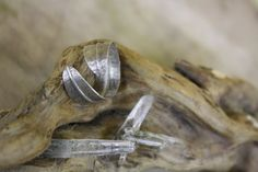 Silver leaf ring by nascatola on Etsy