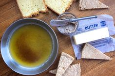 Brown butter makes all your baked treats taste better, from cookies and cake to biscuits and scones. Discover just how easy it is to transform standard butter into delicious brown butter. Hazelnut Butter, Salted Butter, Brown Butter, Plain Cookies, Butter Popcorn, Flaky Pastry, Breakfast Toast, King Arthur Flour, Good Pizza